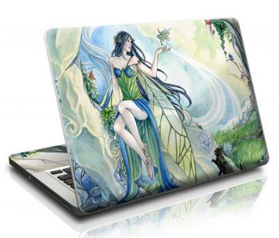 Hướng dẫn dán skin laptop