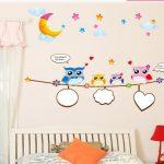 Cách sử dụng và dán decal (Sticker) giấy dán tường