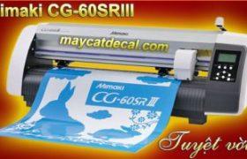 Mimaki CG-60SRIII