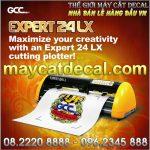 Máy GCC Expert 24 LX Đài Loan
